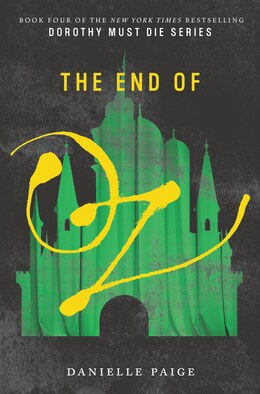 Book The End Of Oz by Danielle Paige