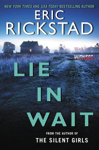 Image result for lie in wait novel