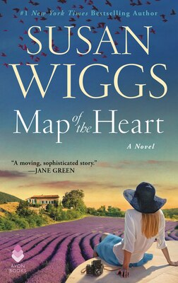 Book Map Of The Heart: A Novel by Susan Wiggs