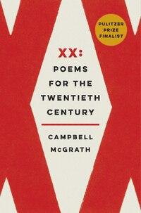Xx: Poems For The Twentieth Century