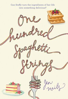 Book One Hundred Spaghetti Strings by Jen Nails