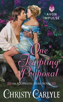 Book One Tempting Proposal by Christy Carlyle
