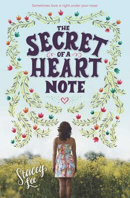 Book The Secret of a Heart Note by Stacey Lee