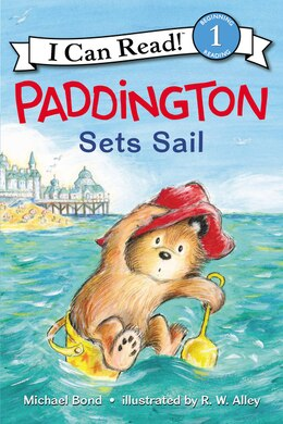 Book Paddington Sets Sail by Michael Bond