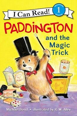 Book Paddington and the Magic Trick by Michael Bond