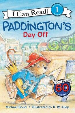 Book Paddington's Day Off by Michael Bond