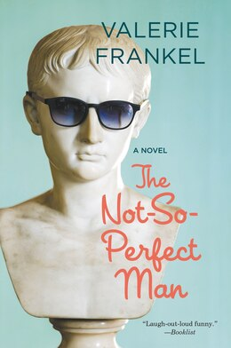 Book The Not-So-Perfect Man: A Novel by Valerie Frankel