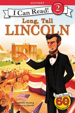 Book Long, Tall Lincoln by Jennifer Dussling