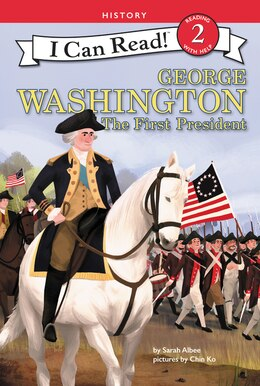 Book George Washington: The First President by Sarah Albee
