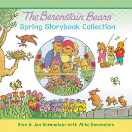 Book The Berenstain Bears Spring Storybook Collection: 7 Fun Stories by Jan & Mike Berenstain