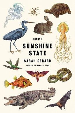 Book Sunshine State: Essays by Sarah Gerard
