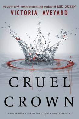 Book Cruel Crown by Victoria Aveyard