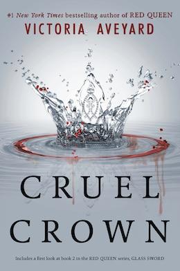 Book Cruel Crown by Victoria Aveyard