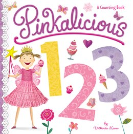 Book Pinkalicious 123: A Counting Book by Victoria Kann