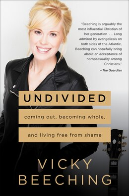 Book Undivided Heart: A Memoir Of Finding My Voice by Vicky Beeching