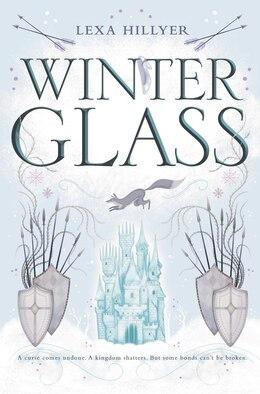 Book Winter Glass by Lexa Hillyer