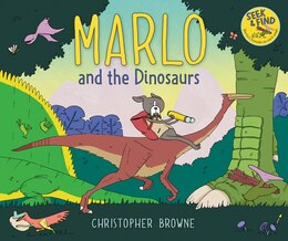 Book Marlo And The Dinosaurs by Christopher Browne