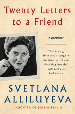 Book Twenty Letters to a Friend: A Memoir by Svetlana Alliluyeva