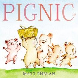 Book Pignic by Matt Phelan