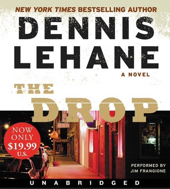 The Drop Low Price Cd by Dennis Lehane