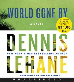 Book World Gone By Low Price Cd: A Novel by Dennis Lehane
