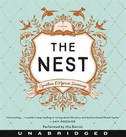 Book The Nest Cd by Cynthia D'aprix Sweeney