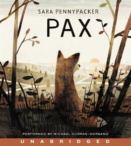 Book Pax CD by Sara Pennypacker