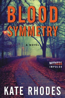 Book Blood Symmetry by Kate Rhodes