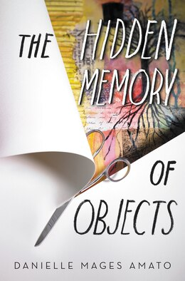 Book The Hidden Memory Of Objects by Danielle Mages Amato