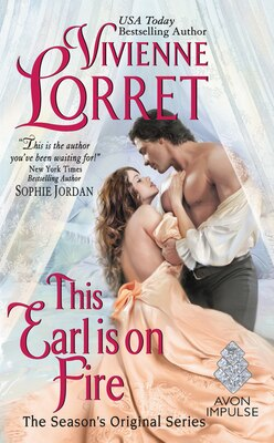 Book This Earl Is On Fire: The Season's Original Series by Vivienne Lorret
