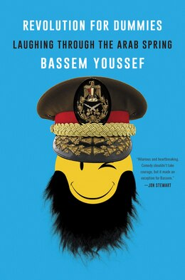 Book Revolution For Dummies: Laughing Through The Arab Spring by Bassem Youssef