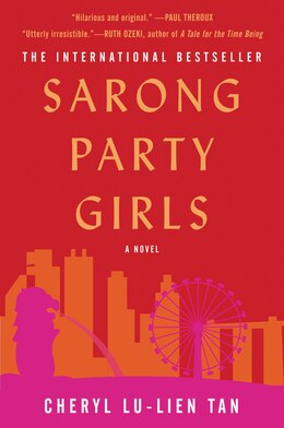Book Sarong Party Girls: A Novel by Cheryl Lu-lien Tan