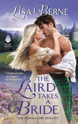 Book The Laird Takes A Bride: The Penhallow Dynasty by Lisa Berne