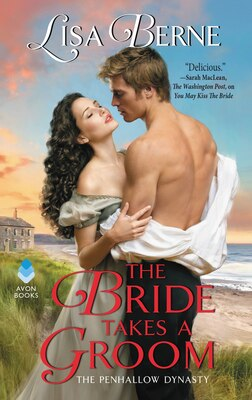 Book The Bride Takes A Groom by Lisa Berne