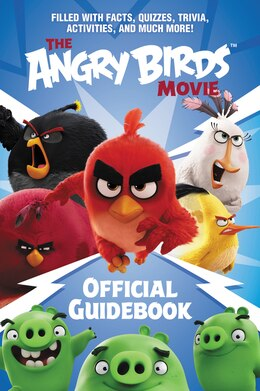 Book The Angry Birds Movie Official Guidebook by Chris Cerasi