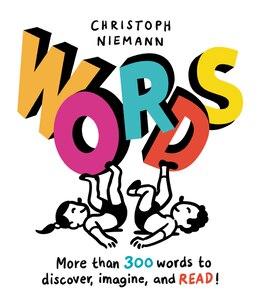 Book Words by Christoph Niemann