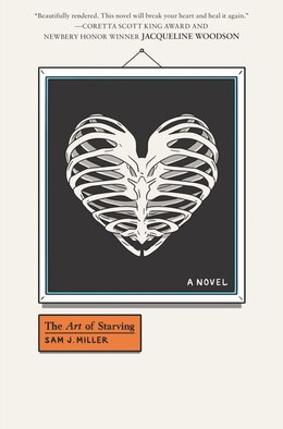 Book The Art Of Starving by Sam J. Miller