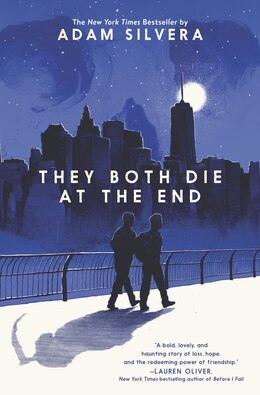 Book They Both Die At The End by Adam Silvera
