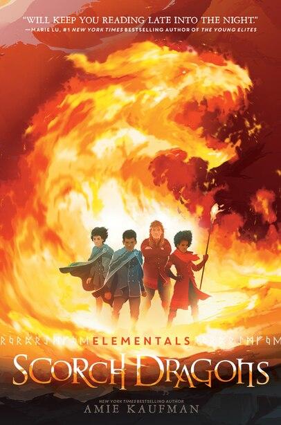 Elementals: Scorch Dragons by Amie Kaufman