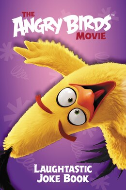 Book The Angry Birds Movie: Laughtastic Joke Book by Courtney Carbone