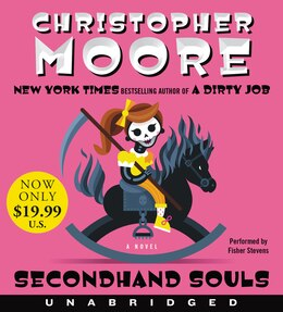 Book Secondhand Souls Low Price CD: A Novel by Christopher Moore