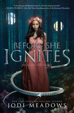 Book Before She Ignites by Jodi Meadows