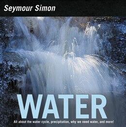 Book Water by Seymour Simon