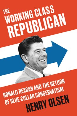 Book Ronald Reagan: New Deal Republican by Henry Olsen