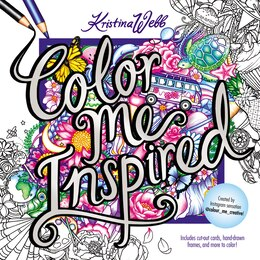 Book Color Me Inspired by Kristina Webb