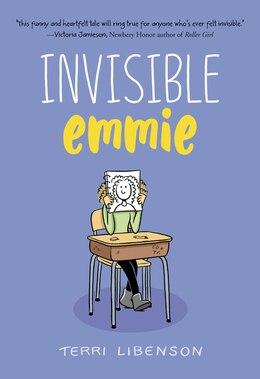 Book Invisible Emmie by Terri Libenson