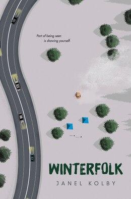 Book Winterfolk by Janel Kolby