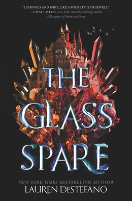 Book The Glass Spare by Lauren DeStefano