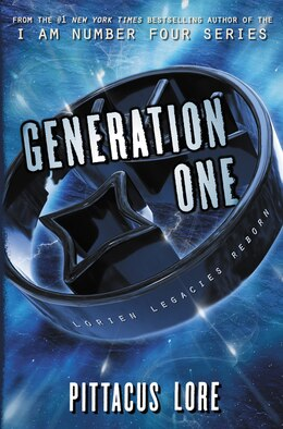 Book Generation One by Pittacus Lore
