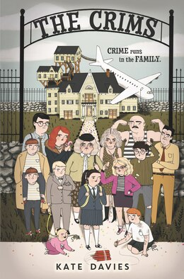Book The Crims by Kate Davies